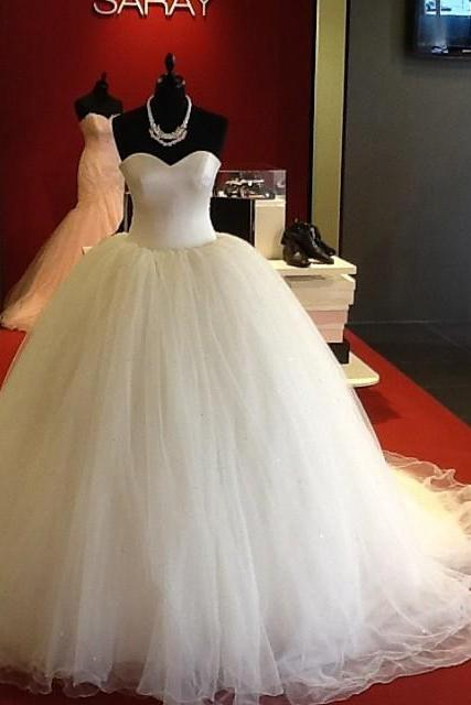 romantic sweetheart bodice corset organza ball gowns wedding dresses 2017
